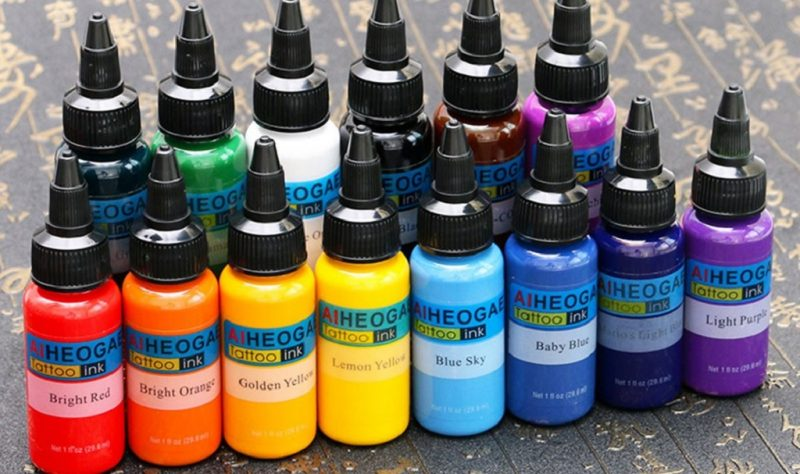 Best Cheap Tattoo Ink